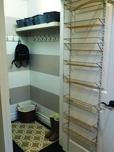 Coat closet storage ideas under stairs 43 Ideas for 2019 Understairs Storage Closet coat Ideas stairs storage Coat Cupboard, Hall Cupboard, Cupboard Storage, Pantry Shelving, Kitchen Cupboard, Shelves, Coat Storage, Stair Storage, Basement Storage