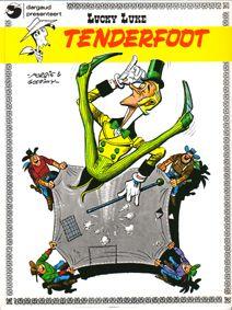 Lucky Luke - Tenderfoot (Le pied-tendre)