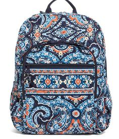 9860a95e99 Vera Bradley Campus Backpack in Marrakesh