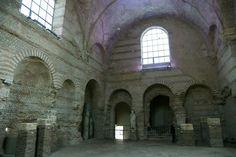 Thermes de Cluny - vestiges de Lutèce