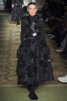Simone Rocha Autumn/Winter 2017 Ready-to-wear Collection