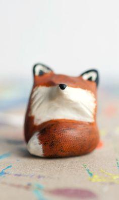 Fox Totem // le animalé