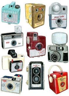 Camera Drawings