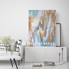 Islamic ArtColorful Islamic PaintingModern Islamic