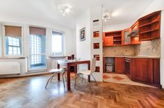 Poland, Apartments, Hotels, Loft, Bed, Table, Furniture, Home Decor, Decoration Home