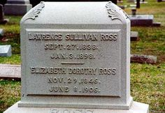 Lawrence Sullivan Ross -  Civil War Confederate Brigadier General, Texas Governor. Born Bentonsport, Iowa, he relocated to Texas with his parents when he was an infant. After he graduated from Wesleyan University in Alabama, Sam Houston appointed him a Captain of a company of Texas Rangers.