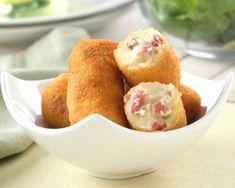 croquetas caseras de jamón y queso