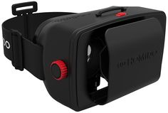 "Homido HOMIDO1 Virtual Reality Headset for Smartphone 2-Pack. Humidor is the world's most versatile virtual reality headset that works with any 4-6"" iPhone/android/windows smartphone to offer truly immersive 360° games, videos (watch 3d movies with big screen theater experience), photos and unique virtual reality experiences. It is compatible with over 300+ google cardboard iOS/android apps on apple app store and google play store. There is also a free humidor VR player iOS/android app to..."