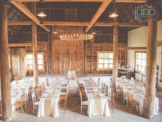A rustic wedding in a bucolic setting at the Vignoble La Bauge in the Eastern Townships! Le Vignoble La Bauge will offer you a splendid environment, both rustic Wedding Venues, Wedding Ideas, Boudoir, Rustic Wedding, Table Decorations, Furniture, Home Decor, Vineyard, Wedding Reception Venues