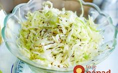 Kapustový šalátik na chudnutie a proti nafukovaniu: Dajte si ho k hlavnému chodu a máte istotu, že vám nebude ťažko! Classic Coleslaw Recipe, Grilling Recipes, Cooking Recipes, Clean Recipes, Healthy Recipes, Healthy Coleslaw, Recipes From Heaven, Greek Recipes, Easy Cooking
