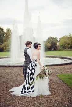 Pon tu estilo en toda tu boda <3