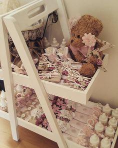 Baby Girl Chocolate Arrangement #vintagegirl #vintage #chocolatetrays #chocolate…