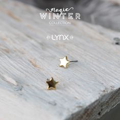 #winter #cold #holidays #snow #rain #christmas #blizzard #snowflakes #wintertime #staywarm #cloudy #holidayseason #season #nature #LynxAccesorios #jewelry #collection #stars #earrings