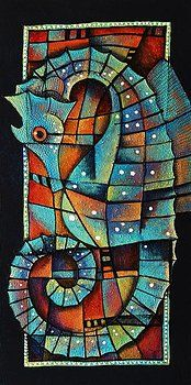 Seahorse by Tanya McCabe