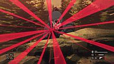 アニメのソードアート・オンライン2で銃弾を剣で弾いて防ぐ主人公のGIF画像 created by gif_research216