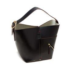 Waverton Box Bucket Bag | Joseph - Goop Shop Bucket Bag, Spring Fashion, Joseph, Leather, Bags, Shopping, Fashion Spring, Handbags, Spring Couture