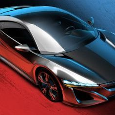Nice Acura 2017: Acura nsx 2015 red Check more at http://cars24.top/2017/acura-2017-acura-nsx-2015-red-2/