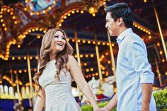 Engagement Spotlight: Disney Fairytale Weddings <3 <3 <3 Love this! Just how I imagine mine would be :)