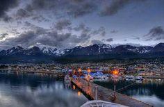 Ushuaia... fin del mundo