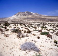 Arena Mountains - Fuerteventura