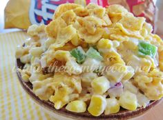 Frito Corn Salad - The Country Cook