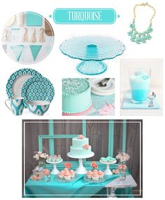 Turquoise quince or wedding