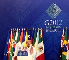 Mex Prez Felipe Calderon inaugurates Los Cabos' NEW Convention Center