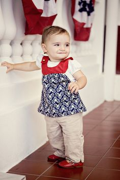 Lots of free patterns for girls clothes
