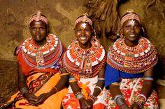 masai fashion