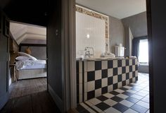 The Bell in Ticehurst, East Sussex. Lovely British pub with beautiful en-suite rooms.