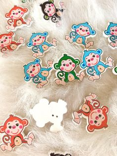 This item is unavailable Monkey, Craft Supplies, Exotic, Tropical, Scrapbooking, Nursery, Kids Rugs, Colours, Buttons