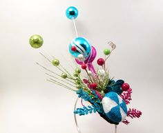 Pink and Blue Candy Themed Whoville Inspired Wacky by jenjoy83