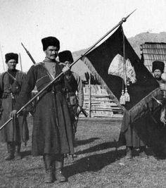 Shkuro's partisans ~ White Army
