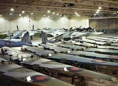 At the Hatfield plant different models were being produced in batches on the same assembly lines.. PR.IX, MM 256 ( left) was delivered in November 1943 to  No 60 Sqn. SAAF,. but went missing over Marseilles on 13 May 1944.