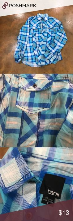 Dress Shirt Like new no stains or sign of wear, bought at Buckle Buckle Shirts Dress Shirts