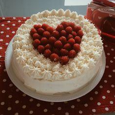 Red velvet cake Hope it tastes as good as it looks