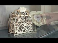 Theatre - build your own moving model by UGears | UGears | 3D Mechanical Construction Kits