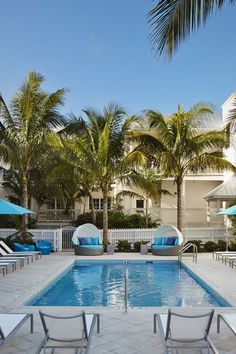 8 Best Hotels in Key West We Love - Of all the islands threading out from Miami that make up the Florida Keys, Key West is by far the edgiest and most frequented—for a reason. Its seven square miles are a tropical oasis of classic Caribbean homes in pretty pastels, wild mangroves, sugar-white beaches, and a spirited, laid-back local ethos that keeps the party going from dawn to dusk. Want in on the action (or lack thereof)? Check into one of the island's best hotels.