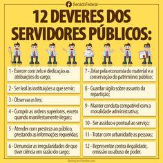 deveres dos servidores públicos - Pesquisa Google