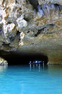 Caving in Belize