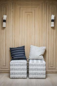 KELLY WEARSTLER | OUTDOOR FABRICS. Balboa, Ojai and Miramar Fabrics