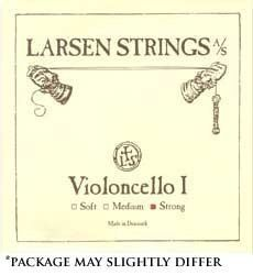 Larsen 4/4 Violin G String Strong Silver-Alloy by Larsen. $21.83. Larsen violin strings are excellent, clean, clear and surprisingly rich strings. Long life and great value are features of all Larsen strings, favored by many professionals.. Save 45% Off!