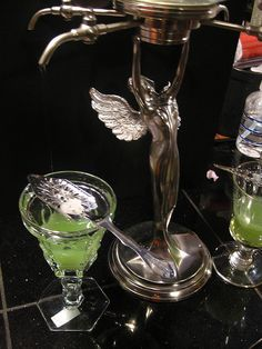 Absinthe....Diogenes drink of choice...