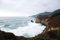 Beach Photography Landscape Photography California by liesandlens