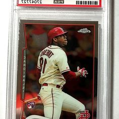 2014 Topps Chrome Rookie  19 Cardinals Oscar Taveras RC   Sports Mem, Cards & Fan Shop, Sports Trading Cards, Baseball Cards   sports-collectible.bid! Player: Oscar Taveras. Set: 2014 Topps Chrome. Team: St. Louis Cardinals BB. Year: 2014. Sport: Baseball. Manufacturer: Topps Co. Card : 19. Attributes. #BaseballCards #baseballcard #Baseball #Cards #Sports #Deals #Collectibles #gifts