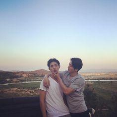 Jisoo and Nam Joo Hyuk @actor_jisoo IG