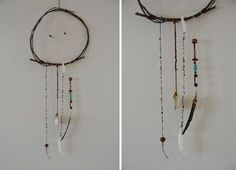 How to make your own Dreamcatchers