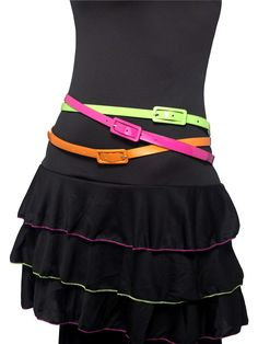 Neon Belts