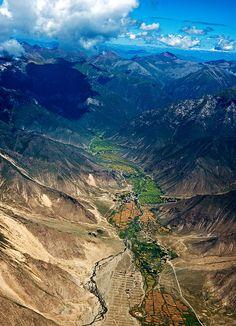 Tibetan Valley: Arm/bicep/shoulder sleeve (left) *all colors)