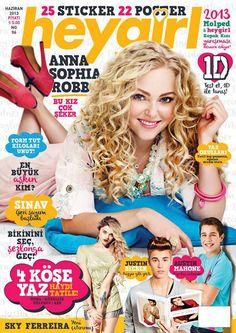 Hey Girl dergisi, Haziran sayısı yayında! Hemen okumak için: http://www.dijimecmua.com/heygirl/